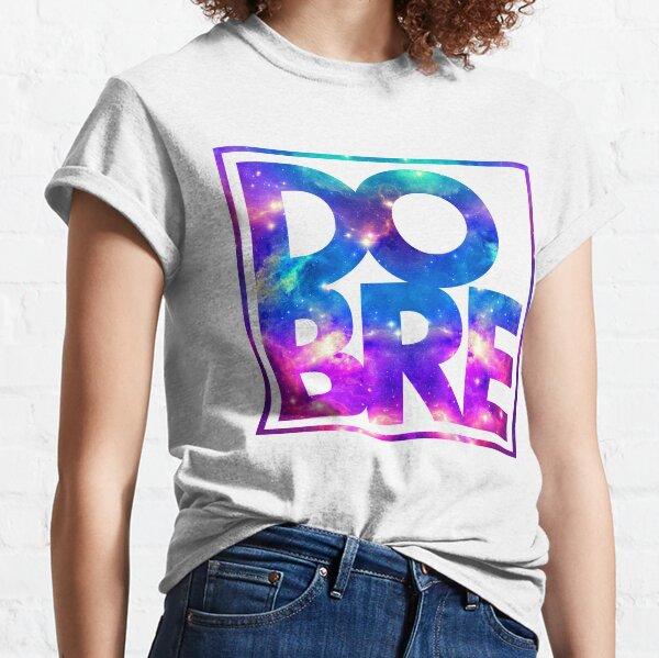 DOBRE Galaxy Logo Classic T-Shirt
