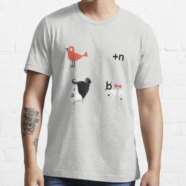 Crow+n Chew ells? Essential T-Shirt