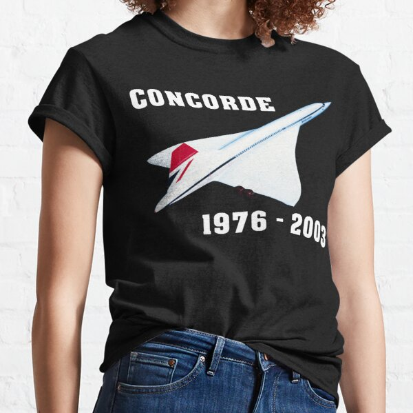 Concorde airplane Classic T-Shirt