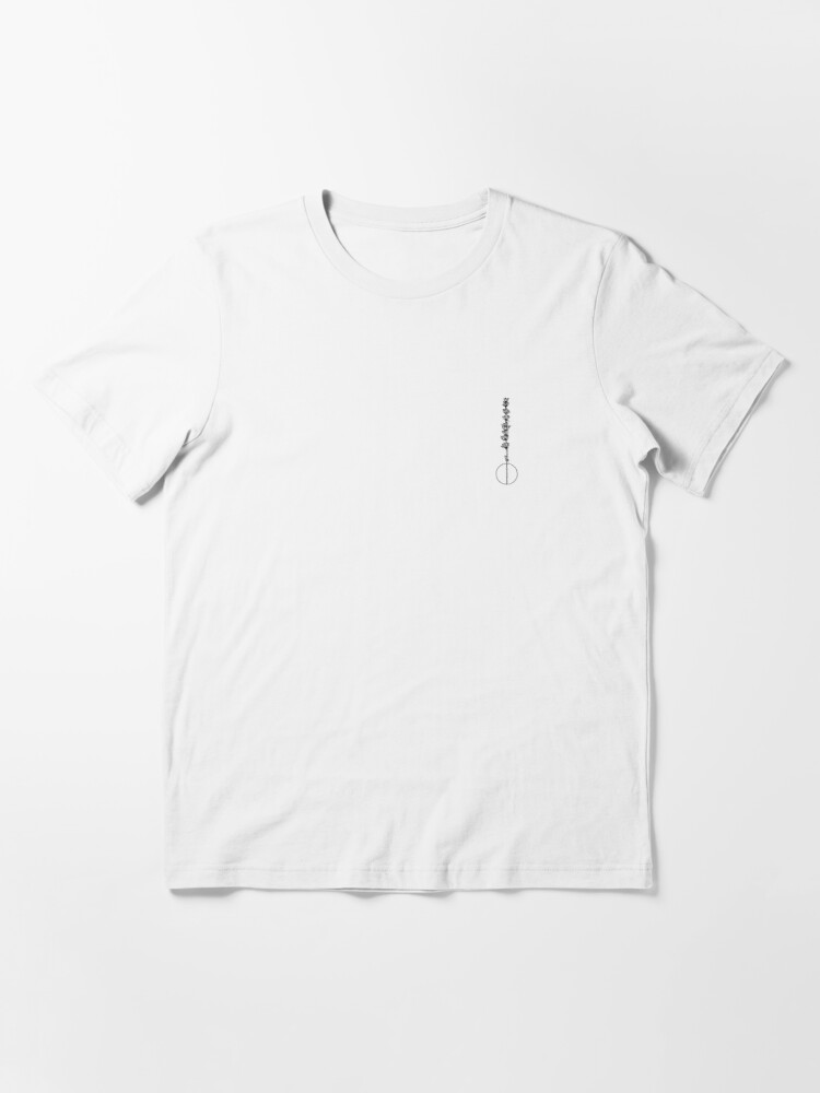 Alternate view of Lavender Flash Essential T-Shirt