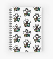 Woodland friends Spiral Notebook