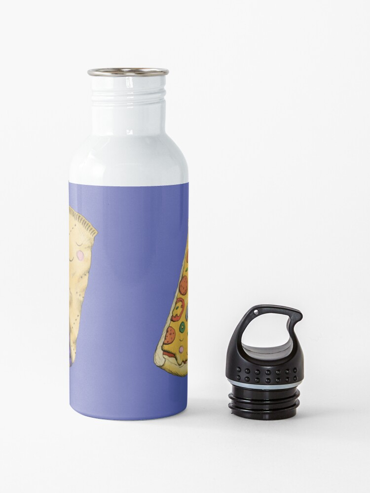 Alternate view of Happy Picnic Triangles Water Bottle