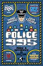 Blade Runner Police 995 Recruitment Poster by Brett Gilbert