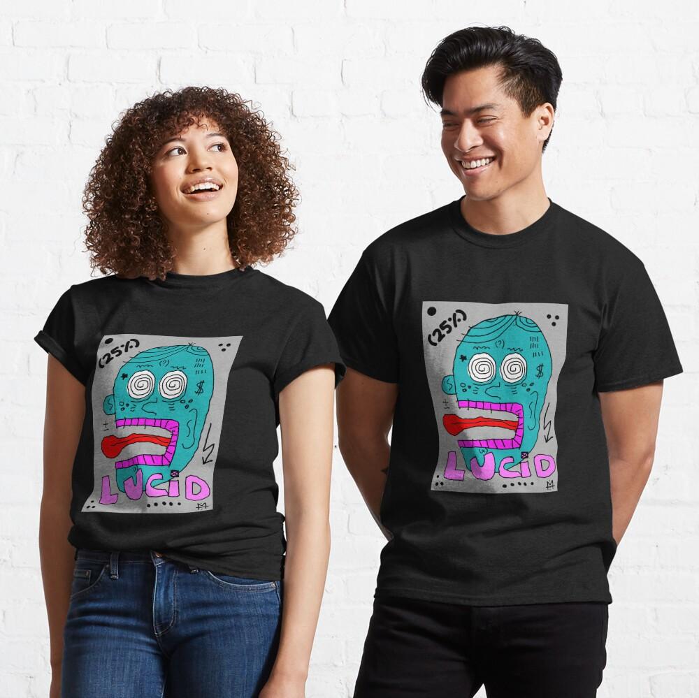 Scykosiz - Lucid Classic T-Shirt
