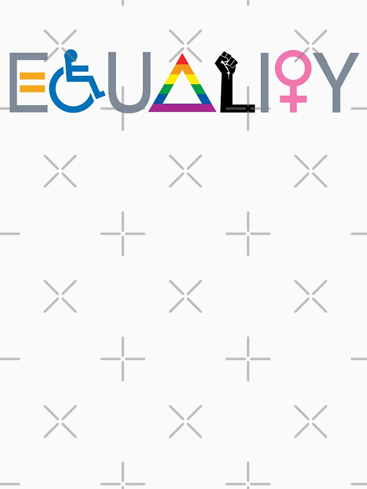 Equality by BendeBear