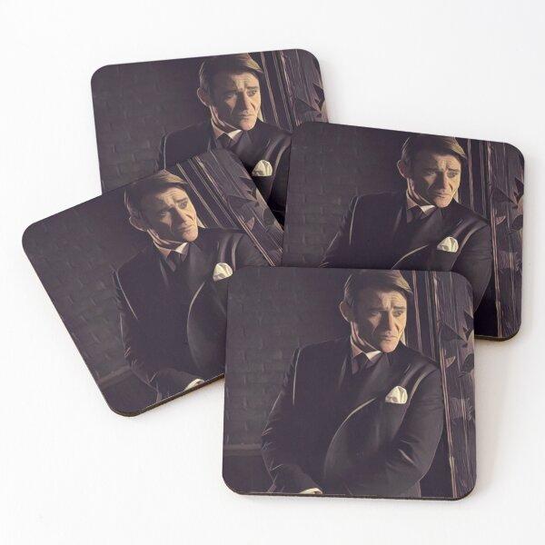 Flynn fanart Coasters (Set of 4)