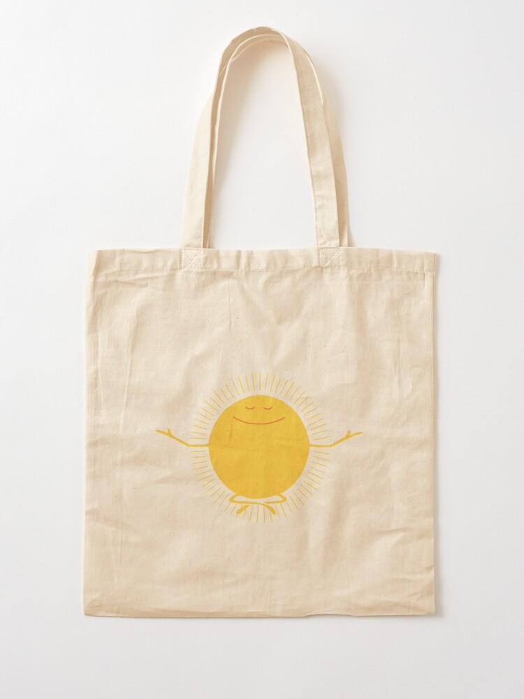 Alternate view of Sun Worshipper Tote Bag
