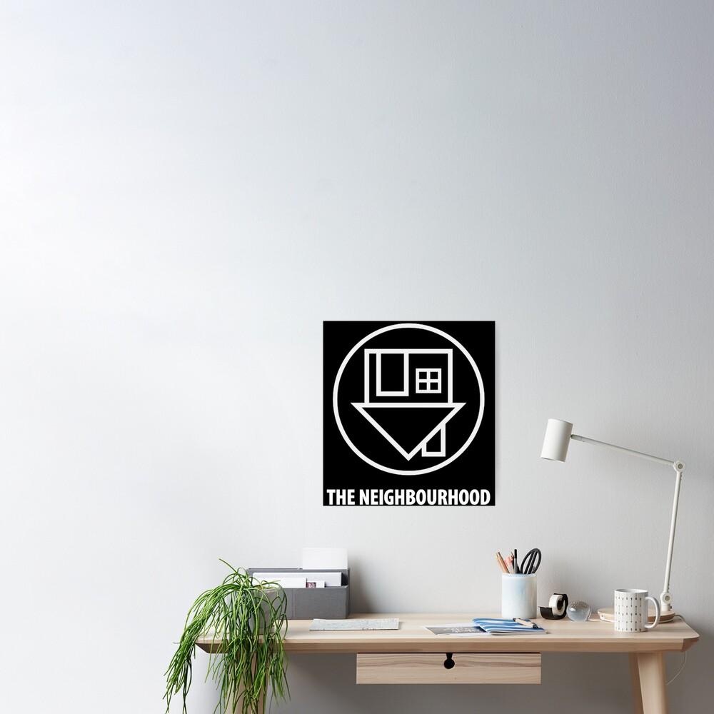 The Neighbourhood Logo Poster