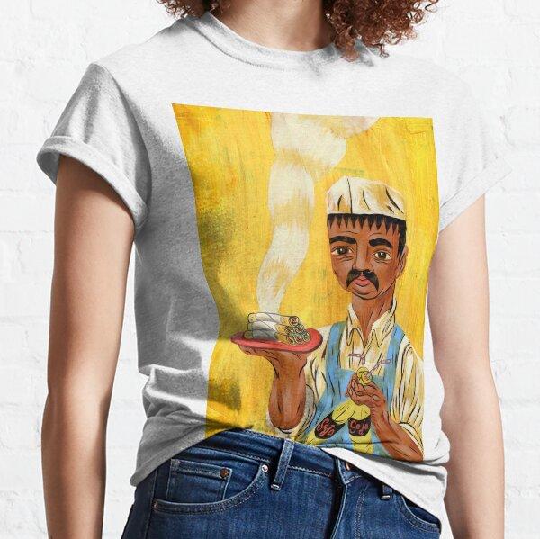 """Tacos Art """"taquero"""" Classic T-Shirt"""