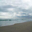 City Beach In Winter - Western Australia by Robert Phillips