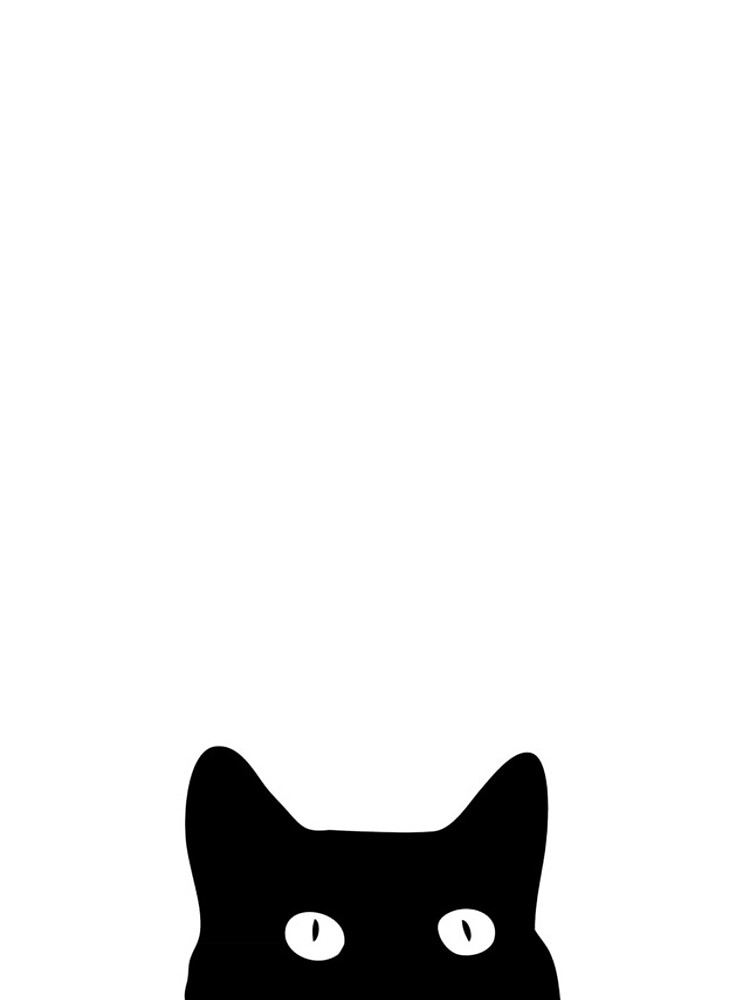 Black Cat by goodsenseshirts
