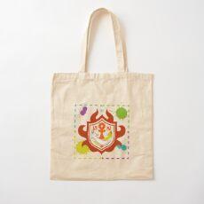 Splatoon - Game of Zones Cotton Tote Bag