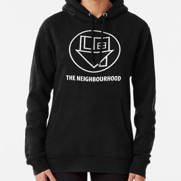 El logo de Neighborhood I Love You Sudadera con capucha