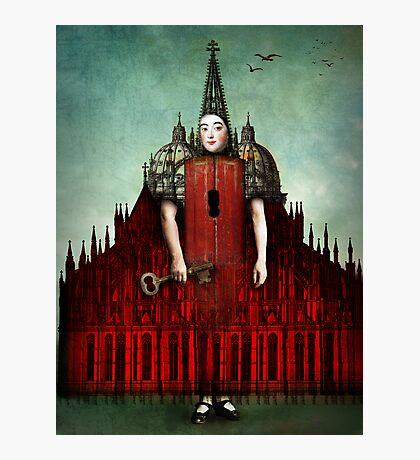Das Schloss Photographic Print