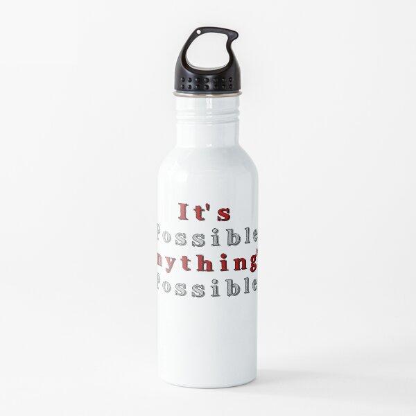 Es posible Botella de agua