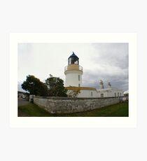 Cromarty Lighthouse Art Print