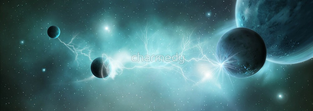 Cosmic Chain Reaction by charmedy
