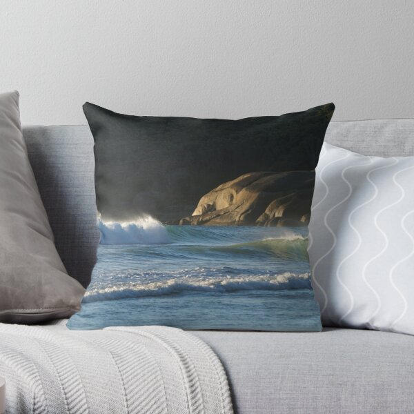 Wilsons Promontory, Victoria.  Throw Pillow