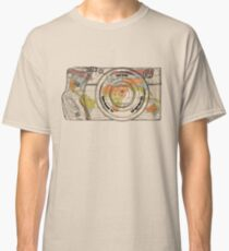 Travel The World With A Camera Classic T-Shirt