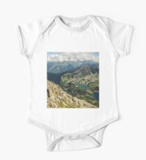 Mountain valley One Piece - Short Sleeve