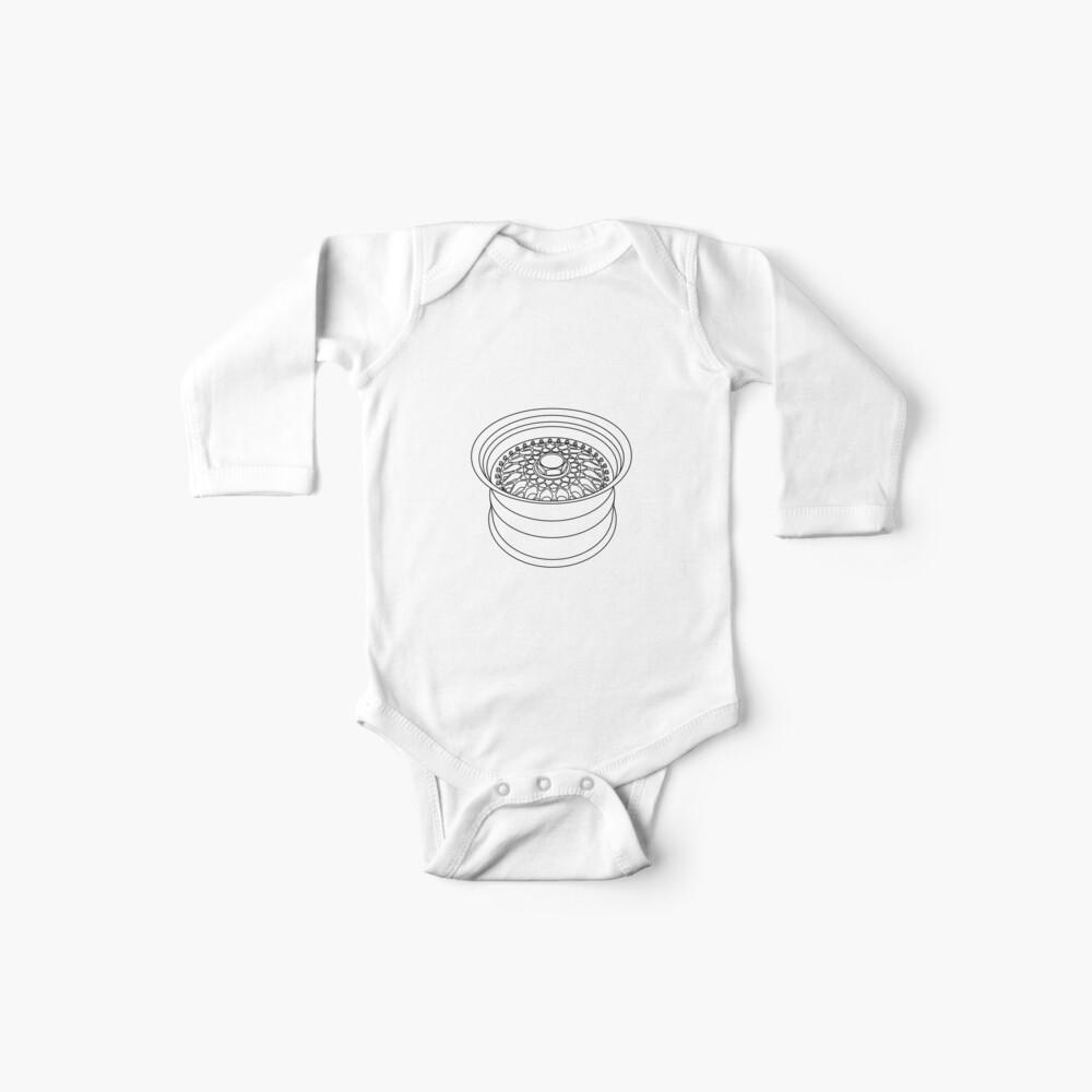 BBS RS Bodies para bebé