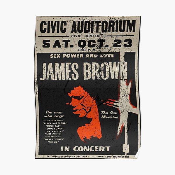 In Concert (distressed design) Poster