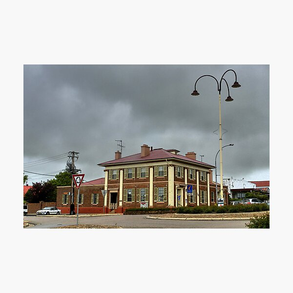 Postcard from Crookwell Photographic Print