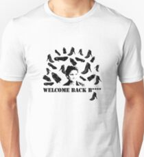 Welcome Back Poor-Lean (Stiletto style) [-0-] Unisex T-Shirt