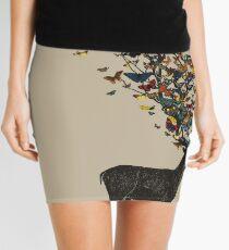 Wild Nature Mini Skirt