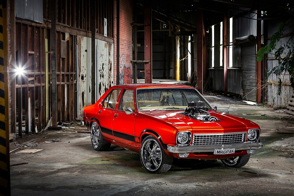 Jarrad's Holden Torana by HoskingInd