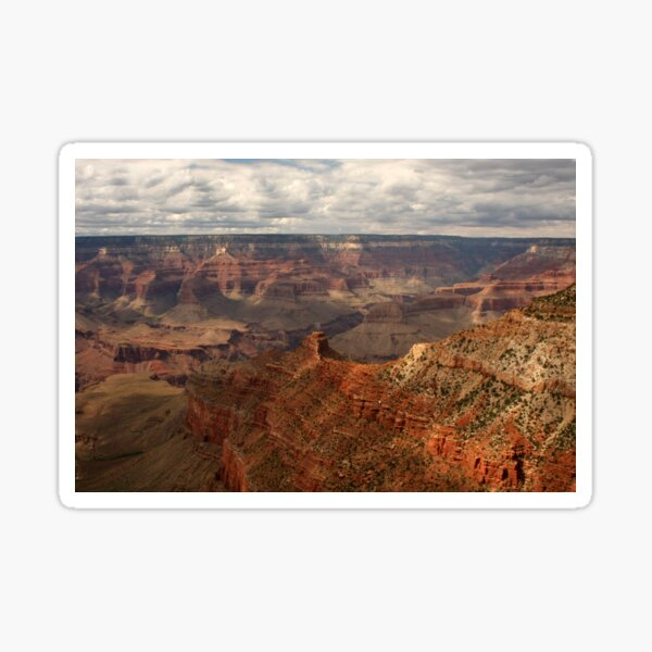 Grand Canyon National Park. Sticker
