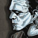 Frankenstein's Monster by philspaulding