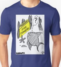 Fish Fingers ? Unisex T-Shirt