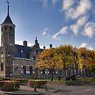 Willemstad, City Hall by Adri  Padmos