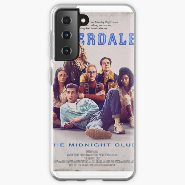 Riverdale - Le club de minuit Coque souple Samsung Galaxy