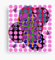 flys Canvas Print
