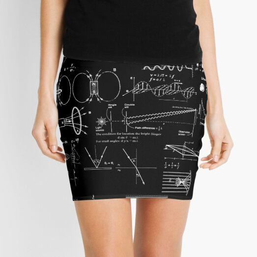 #Physics #Formula Set #PhysicsFormulaSet #FormulaSet Mini Skirt