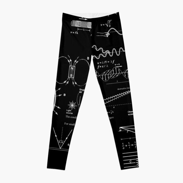 #Physics #Formula Set #PhysicsFormulaSet #FormulaSet Leggings