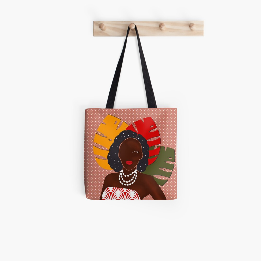 Festival pop art print Tote Bag