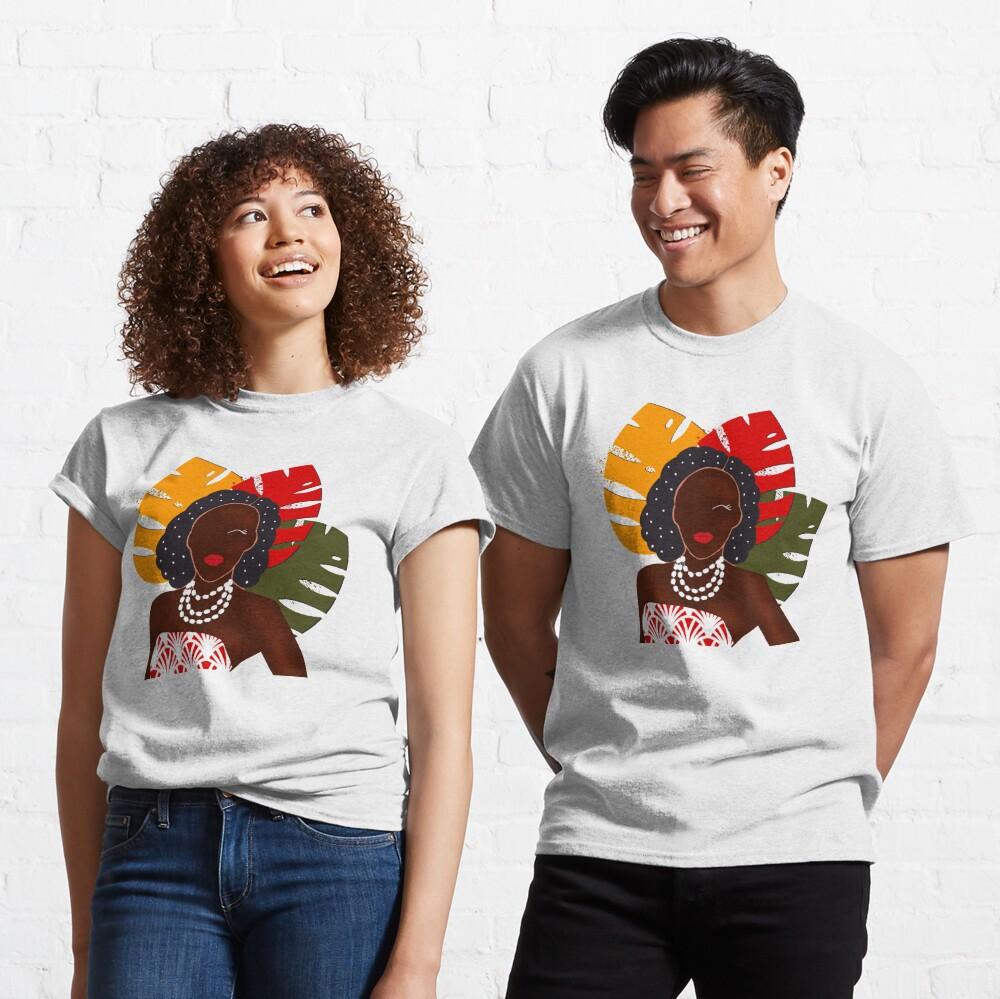 Festival pop art print Classic T-Shirt