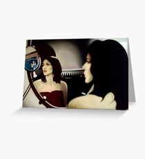 Mulholland Dr. Greeting Card
