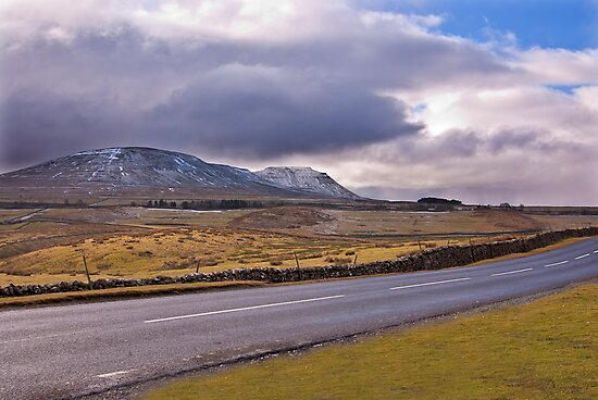 Road to the Dales by Trevor Kersley