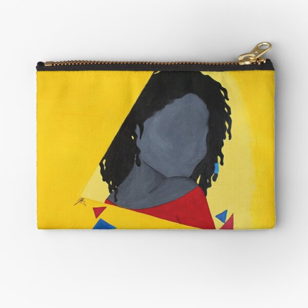 Primary Woman Zipper Pouch