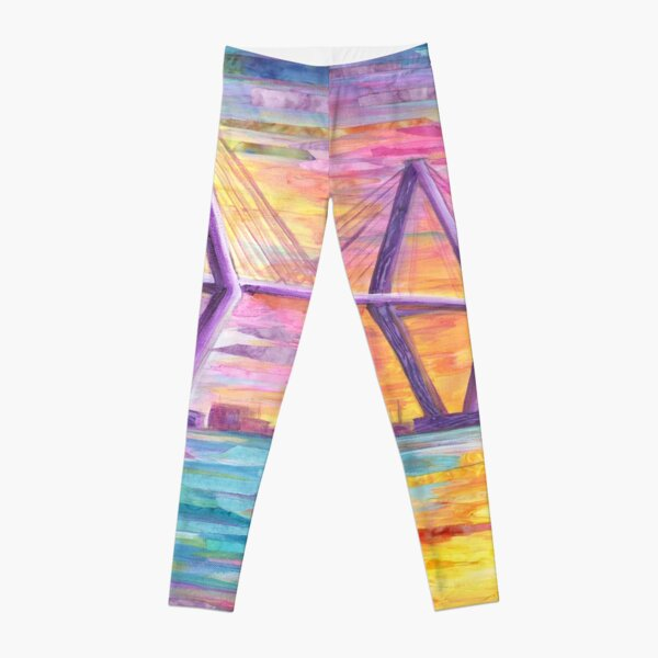 Harbor Sunset Leggings