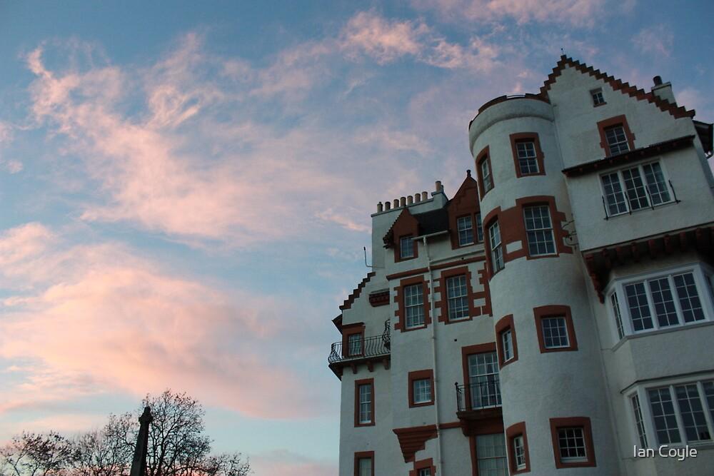 Ramsay Gardens  by Ian Coyle