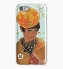She Loved Canned Fruit! iPhone Case/Skin