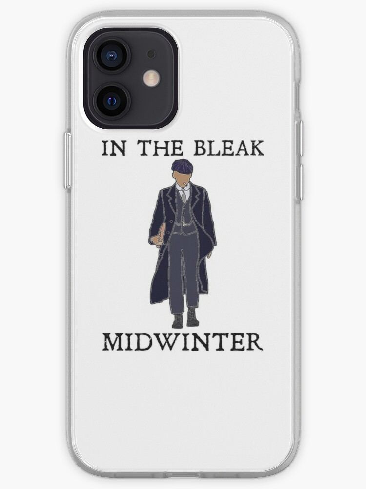 John Shelby - Dans le sombre hiver: Peaky Blinders | Coque iPhone
