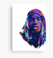 A$AP ROCKY | 2015 | ART Canvas Print