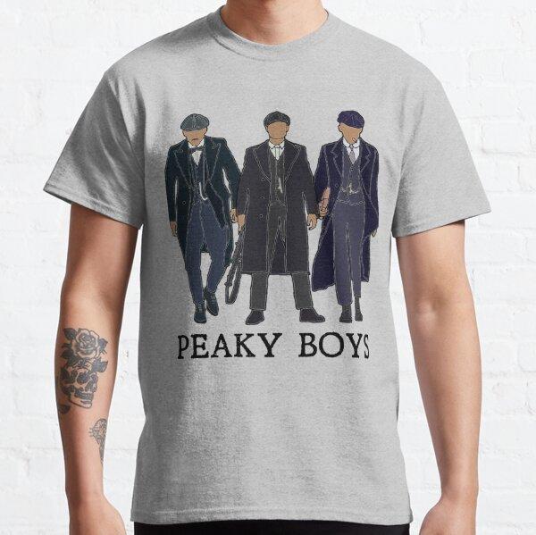 Peaky Boys: Peaky Blinders Classic T-Shirt