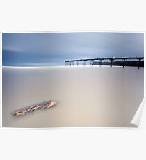 Saltburn with the Big Stopper Poster